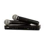 Shure BLX288/PG58-H9  2 Microphone Wireless System