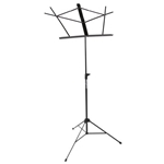 722951 Strukture SMS1RD Red Folding Music Stand