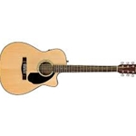 961710021 Fender CC-60SCE Acou/Elect Guitar, Natural