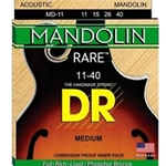 3102 DR MD-11 Acoustic Mandolin Strings, .011-.040