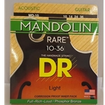 3103 DR MD-10 Phospur Acoustic Mandolin Strings, .010-.036