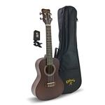3105 Kohala KPP-S Soprano Ukulele w/ Bag and Tuner