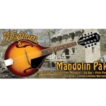 3451 Washburn M1K-A Mandolin Pack