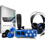 Presonus 4533 PreSonus AudioBox 96 Studio USB 2.0 Hardware/Software Recording Kit