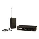 4687 Shure BLX14/CVL Wireless Lavalier Microphone System - H9 Band