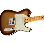 Fender 0118032732 American Ultra Telecaster®, Maple Fingerboard, Mocha Burst