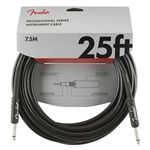0990820016 Fender 25' Pro Series Instrument Cable 25'