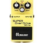 Roland SD1W Boss SD-1W Waza Craft Super Overdrive Pedal