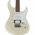 Yamaha PAC112VVW PAC112v Pacifica Electric Guitar, Vintage White