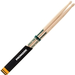 Pro.Mark  PROMARK TXR5BW Classic Natural 5B Hickory Drumsticks, Pair