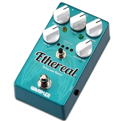 3498 Wampler Ethereal Delay and Reverb Effects Pedal