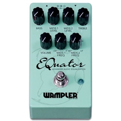 7697 Wampler Equator Equalization Effects Pedal
