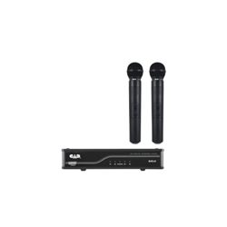 5285 CAD GXLVHHH Dual Channel Wireless Handheld Microphones
