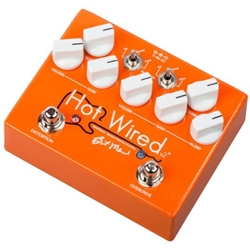 4626 Wampler Hot Wired V2 Overdrive Pedal