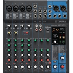 ZT41790 Yamaha MG10XU 10-Channel Mixer with Effects