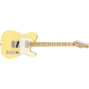 Fender American 0115122341 Performer Telecaster with Humbucking, Maple Fingerboard, Vintage White